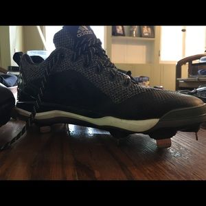 Adidas Baseball Cleats(metal cleats)